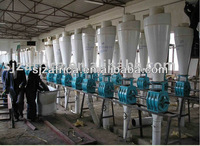 15T/H wheat flour mill, wheat process equipment from Turkey project and China big factory with low price