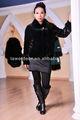 2013 más nuevo estilo canadiense abrigos de visón