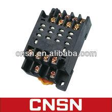 PTF14A 14 pin automotive relay socket