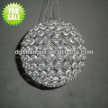 Crystal Ball Chandelier,Acrylic Pendant Light