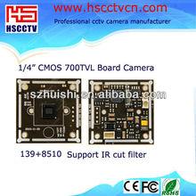 700TVL CMOS module pcb 38*32MM IR-CUT