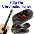 FT-12C Clip-on Chromatic Tuner