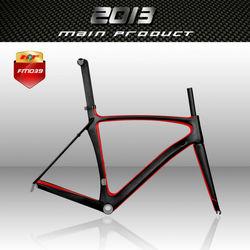 Super light full carbon bicycle frame road bike, 700c carbon Aero road frame, Top sell Specialized road bike frame FM139