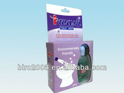 20ml blister card-packing liquid automatic toilet air fresheners