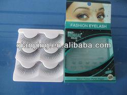Party women false make up products black wispy eyelashes