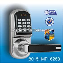 door handle digital with keypad