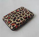 Aluminum printed pattern credit card case/holder