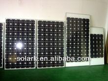 180Watt Monocrystalline Solar Panel No Double Reverse