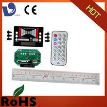 vrie hot sale usb sd fm radio circuit board mp3