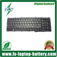 High Quality Black Laptop keyboard for Toshiba C650 C655 L650 C660 series