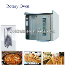 bread baking rotary oven/prices rotary rack oven