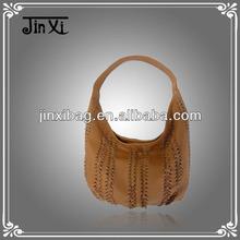 Fashion women ladies PU Hobo handbag