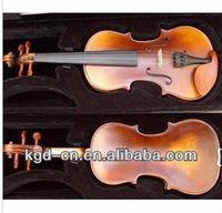 Antique Satin Violin with Case