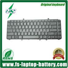 Silver Brand New Original US/UK/LA/Arabic Layout Laptop Keyboard for Dell Inspiron 1540,1545,1525 Keyboard