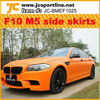 New body kits car sideskirts F10 side skirts for BMW F10 M5