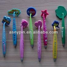 2013 hot gift plastic magnetic ballpoint pens