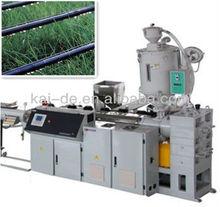 Polietileno de baja densidad de riego por goteo tubos equipo/instalación/planta