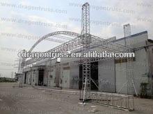 Stage truss, Enorme projeto sistema truss, Moldura de alumínio