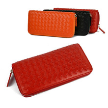 Women's PU leather Wallet Coin Card Organizer Gift