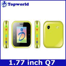 1.77'' touch screen Mini Q7 TV mobile phone