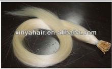Fusion hair extenion cheap remy hair 18 inch Brazilian hair