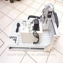 2012 Hot Sell 3 axis cnc metal engraving machine