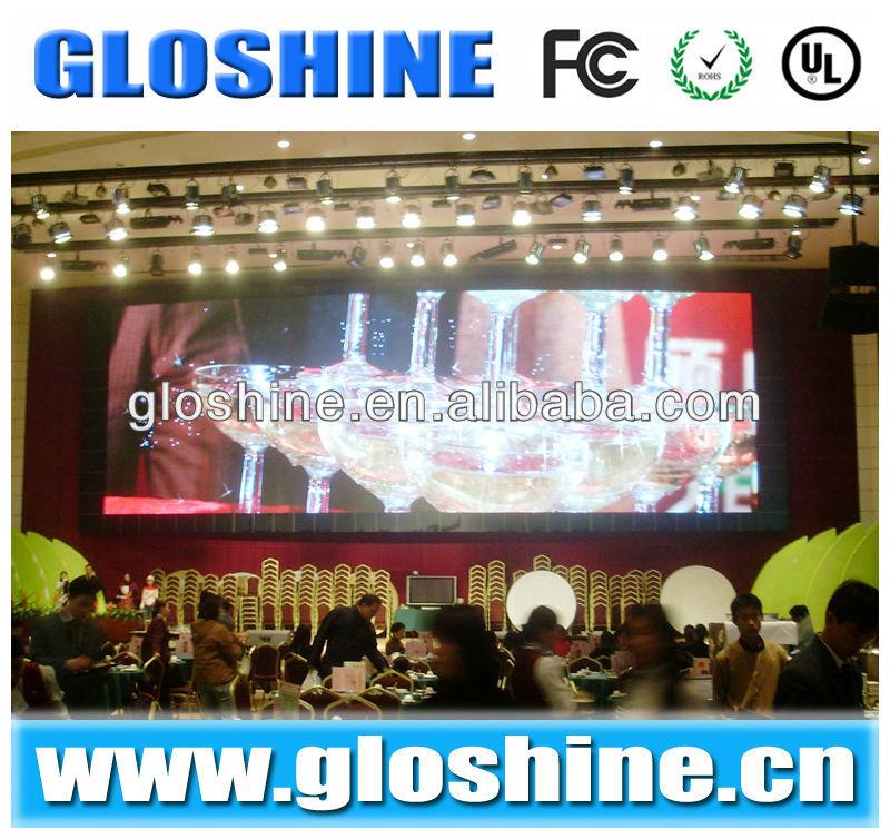 الصمام عرض كامل اللون p4 داخل الشاشة في الصين صور حية