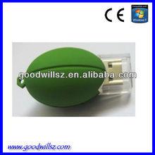 Novel usb flash drives shaped ball