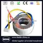 220v 12v toroidal rectifier transformer