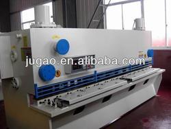 Metal sheet QC12Y-60X12000 hydraulic shearing guillotine shear