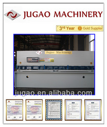 Metal sheet QC12Y-50X9000 hydraulic shearing guillotine shear