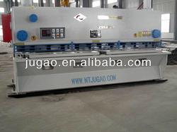 Metal sheet QC12Y-50X3200 hydraulic shearing guillotine shear