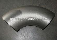 ANSI B16.9 stainless steel long radius butt weld elbow
