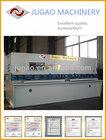 JUGAO QC12Y series Power Hydraulic guillotine shearing machine