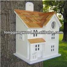 fashionable style bird house / bird cage/ mini wooden house