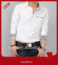 สีขาวผ้าฝ้าย100%เสื้อยืดสำหรับผู้ชาย