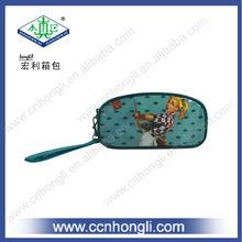 pvc UV PRINTING pencil bag,pencil case, pencil pouch