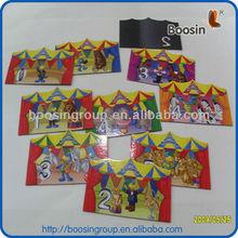 Amazing Best seller fridge magnet puzzle for Euro/USA market