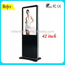 32,42,46,52,55,65inch wifi/3G IR touch lcd digital media advertising