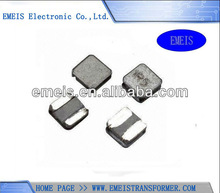Power Inductor with Magnetic Epoxy Resin Coating, Enameled Copper Wire, CE-compliant