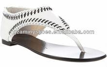 2013 handmade Flat sandals