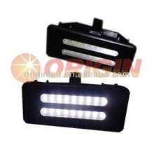 Best Energy Saving for BMW X3 LED Vanity mirror lamp 12V 18SMD LED chip light