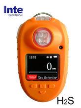 PG610-H2S portable gas detector