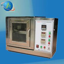 Automobile inner ornament burning tester FMVSS 302 ISO379 ASTMD5132 GB8410