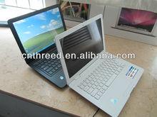 cheap mini laptops 13.3 inch laptop cpu Intel D425 or D2500 RAM 1G/2G/4G DDR3160G/250G/320G/ 500G notebook pc WinXP/7 OS netbook