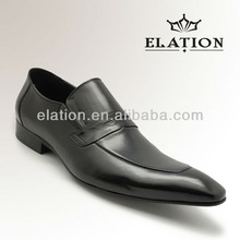black dress shoes with strap
