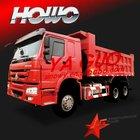 SINOTRUCK 6X4 howo dump better than isuzu elf dump trucks