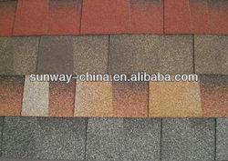 Colorful Laminated asphalt shingle