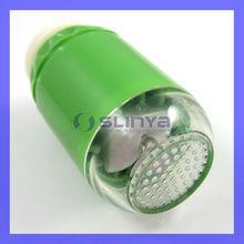 Kitchen Water Automatic Temperature Sensor Colorful LED Faucet