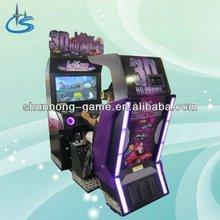 3D arcade racing game